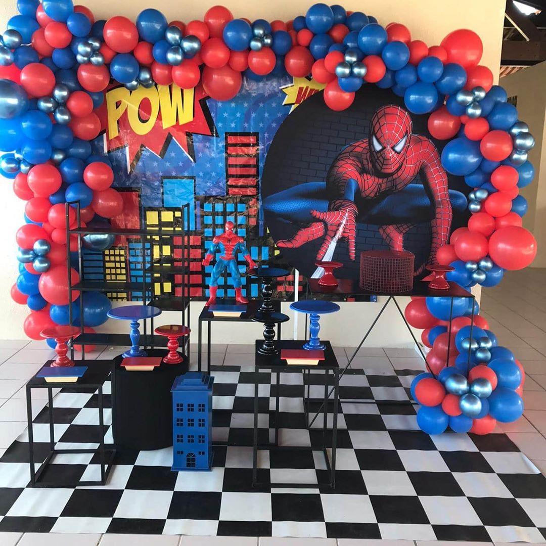 Fiesta De Spiderman Archivos Keefiesta